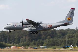 08 Kazakhstan Air Force CASA C-295M
