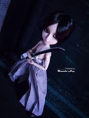 Bash, Taeyang Sebastian (Mundo Ara) Tags: taeyang sebastian hakama doll katana groove kimono samurai