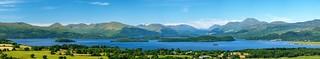 Loch Lomond Panorama