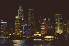 _Q9A1823 (gaujourfrancoise) Tags: china chine hongkong gaujour victoriaharbour night nuit