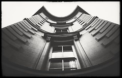 Curved Wall (miroto2014) Tags: architecturaldetail architecturalphotography architecture london bloomsbury bloomsburystreet