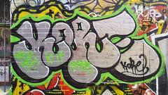 Kore... (colourourcity) Tags: melbourne burncity colourourcity awesome nofilters original streetart streetartaustralia streetartnow graffiti kore