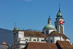 Solothurn – Cathedral (Thomas Mülchi) Tags: solothurn cantonofsolothurn switzerland 2018 solothurncathedral stursuscathedral cathedral ch