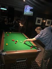 Pool at Famous 3 Kings, London - August 2018 (Pub Car Park Ninja) Tags: gbbf london olympia 2018 august greatbritishbeerfestival camra uk england beer beers ales ale bier biers bitter lager budvar trumans mosaic