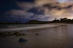 Le Port Hue (guillaumejulien35) Tags: saintbriac mer sea seascape littoral bretagne côtedémeraude nuit plage sable ciel brittany canon sigma 35mm