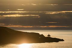 Scotland_2018-037.jpg (Markus Trienke) Tags: portsoy scotland vereinigteskönigreich gb sunset water coast aberdeenshire boat sea clouds