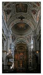 In der Dominikanerkirche (Wolfgang Bazer) Tags: dominikanerkirche dominican church st maria rotunda baroque barock barockkirche kirche kircheninnenraum interior wien vienna österreich austria