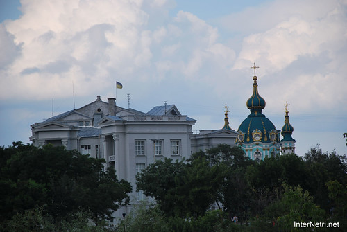 Пейзажна алея, Київ, серпень 2018 InterNetri.Net Ukraine 604