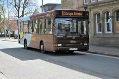 10232 20180502 Burnley & Pendle YJ04 LXS (CWG43) Tags: bus uk burnleypendle transdev transbus dart keighleydistrict yj04lxs burnleyconnect
