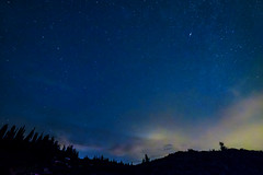 Giacobini Zinner Comet (jbarc in BC) Tags: comet giacobinizinner galaxy space sky stars milkyway mountkobau osoyoos okanagan bc canada timeeposure night clouds trees astrophotography