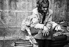 Forlorn (stephen cosh) Tags: bw blackwhitephotos candid france humancondition leica leicam leicam7 life mono paris people rangefinder reallife stephencosh street streetphotography theleicameet town urbanlife