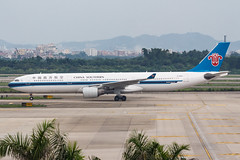 CHINA SOUTHERN A330-300 B-8358 001 (A.S. Kevin N.V.M.M. Chung) Tags: aviation aircraft aeroplane airport airlines plane spotting can chinasouthern a330 a330300 airbus