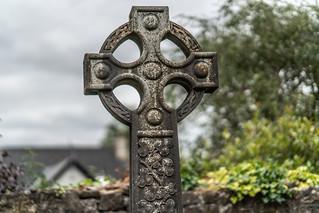 OLD CHURCHYARD KNOWN AS ST. JOHN'S [DUBLIN ROAD KILKENNY]-142967