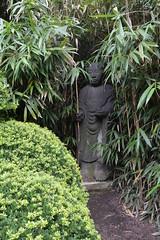 Philadelphia, PA - Fairmount Park West - Shofuso Japanese House and Garden (jrozwado) Tags: northamerica usa pennsylvania philadelphia fairmountpark shofuso 松風荘 house japanese garden museum buddha statue