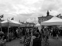 Göteborgs kulturkalas på Gustav Adolfs Torg 15 augusti 2018 (biketommy999) Tags: 2018 biketommy biketommy999 sverige sweden svartvitt kulturkalaset göteborg