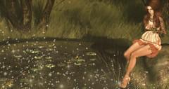 Kissing Frogs (Sadystika Sabretooth) Tags: breathe catwa clawtooth empyreanforge foxcity glamaffair identitybodyshop idtty jian kustom9 lybra maitreya rewind ultra events fameshed fashion landscaping secondlife