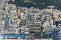 Urban Monaco Highrises (dcnelson1898) Tags: monaco prinipality europe frenchriviera mediterraneansea cruise travel vacation hollandamericaline oosterdam