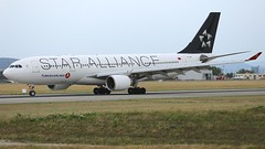 TC-LNB (Breitling Jet Team) Tags: tclnb star alliance turkish airlines euroairport bsl mlh basel flughafen lfsb
