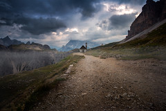 The Chapel (Croosterpix) Tags: landscape dolomiti dolomites italy tyrol sűdtirol mountains road chapel sony a7r nikkor1835