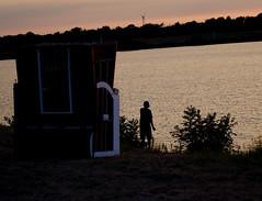 ##Feierabend (ThorstenWiggers62) Tags: hafen harbour sonnuntergang sunset wasser water ships industry industrie work