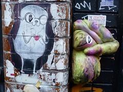 London 2018 (bella.m) Tags: graffiti streetart urbanart london shoreditch england art wheatpaste pasteup