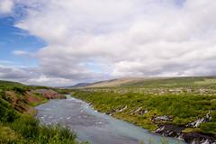 Hraunfossar - Iceland (Soff Garavano) Tags: iceland thingvellir gullfoss geysir