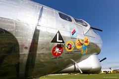 B-17 Yankee Lady (dpsager) Tags: 2018 b17 boeingb17g dpsagerphotography eaaoshkoshairshow flyingfortresses oshkosh wisconsin yankeelady aircraft airplane airshow eaa airventure osh18