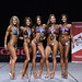 Bikini Masters 35up 4th Brogan 2nd Chase 1st  Marine-Viera 3rd Faust 5th Gill