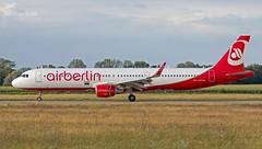 OE-LCP Air Berlin Airbus A321-211(WL) (airliners.sk, o.z.) Tags: oelcp air berlin airbus a321211wl airlinerssk bts bratislava btslzib mrstefanik lzib lzibbts