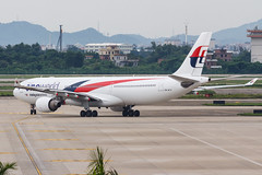 Malaysia Airlines A330-300 9M-MTO One World 003 (A.S. Kevin N.V.M.M. Chung) Tags: aviation aircraft aeroplane airport airlines plane spotting can a330 a330300 airbus