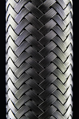 Flex Tube (sandygortol) Tags: macromondays linesymmetry flex tube flexschlauch macro samsungnx30 s1855csb extensiontube