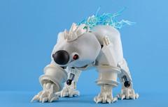 Te-Huka (Gamma-Raay) Tags: bear bionicle lego moc toy snow ice cold white fur