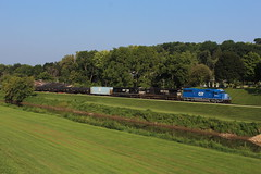 CEFX 6012 Take 2 (CC 8039) Tags: cfx ns cn ic cc trains sd60 ac44cw c449w sd70ace galena illinois
