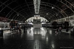 Bangkok Railway Station (PVT Photography) Tags: bangkok krungthepmahanakhon thailand th bangkokrailwaystation สถานีรถไฟหัวลําโพง hualamphongstation หัวลำโพง trainstation train staterailwayofthailand การรถไฟแห่งประเทศไทย landscape urbanlandscape pvtinc pvtphotography pvt travel