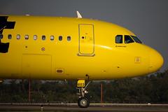 N603NK (Hector A Rivera Valentin) Tags: n603nk spirit airlines airbus a320232 puerto rico tjsj sju airport