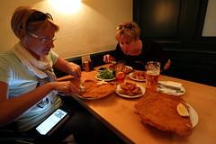 Figlmüller restaurant. Vienna. Austria. IMG_2769 (mxpa) Tags: figlmüller restaurant vienna austria wien schnitzel wiener food beer