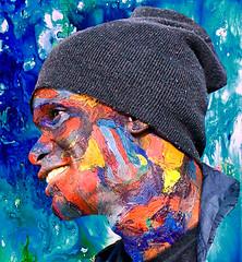 Portrait (COLINA PACO) Tags: portrait retrato ritratto man hombre homme ragazzo uomo chico boy franciscocolina fotomanipulación fotomontaje photoshop photomanipulation
