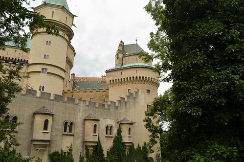 The castle of Bojnice V