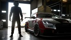 Audi TT RS (Matze H.) Tags: audi tt rs s gt sport gran turismo scapes driver box wallpaper uhd 4k