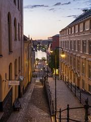Stockholm - Maria Trappgränd III (KL57Foto) Tags: 2018 juli july kl57foto olympus schweden sommer summer sverige sweden stockholm sommerabend sommar penepm2