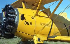 CM58: Boeing E75 Stearman N99AN (rritter78) Tags: boeing stearman e75 n99an trainer