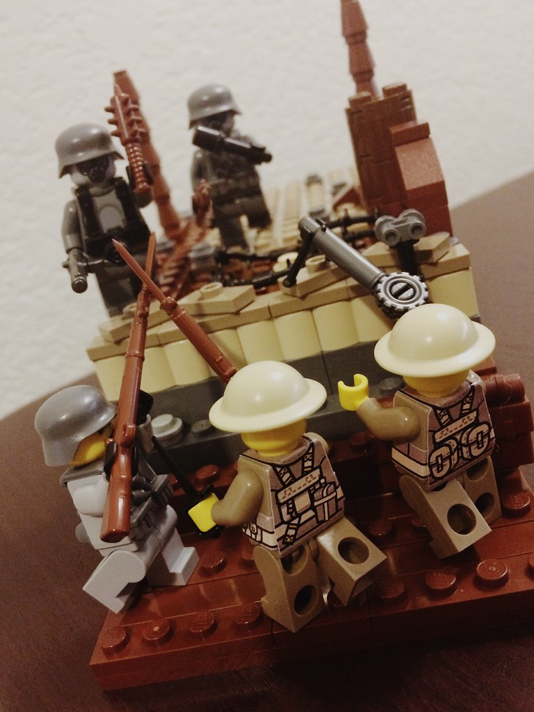The World's newest photos of lego and trenches - Flickr Hive