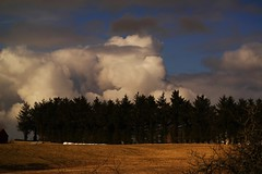 _SAM6976 (magne-roed) Tags: clouds sky skyer himmel rimbareid fitjar norway sollys sunlight