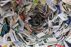 Book - Credit to https://www.semtrio.com/ (Semtrio) Tags: book collection education knowledge learn learning literature messy paper pile read recycling research text trash