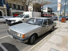 1988 Ford ZK Fairlane (RS 1990) Tags: 1988ford zk fairlane sedan car rare gawler adelaide southaustralia friday 17th august 2018
