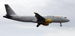 EC-MCU (PrestwickAirportPhotography) Tags: egkk london gatwick airport vueling a320 ecmcu airbus