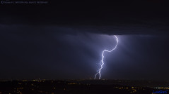 2018.06.20 - 231936 (NIKON D7200) [Carvalha] (Nuno F. C. Batista) Tags: clouds nuvens portugal lusoskies lightning relâmpago thunderstorm trovoada storm night sky nikon severeweather storms photography margemsul skies portuguese meteorology cumulunimbus d7200 arrudadosvinhos carvalha