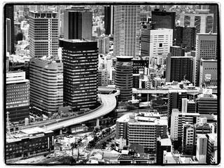 Umeda Sky Building views