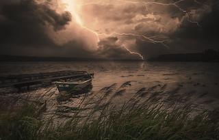 Im Sturm der Nacht