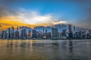 New York City Skyline   -3583-07-18-
